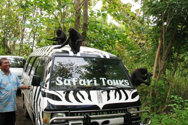 Safari Tours & Travel, Manado, Indonesia