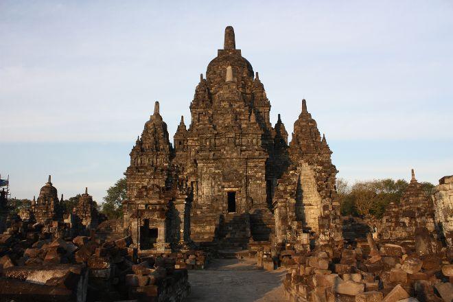Sewu Temple, Yogyakarta Region, Indonesia