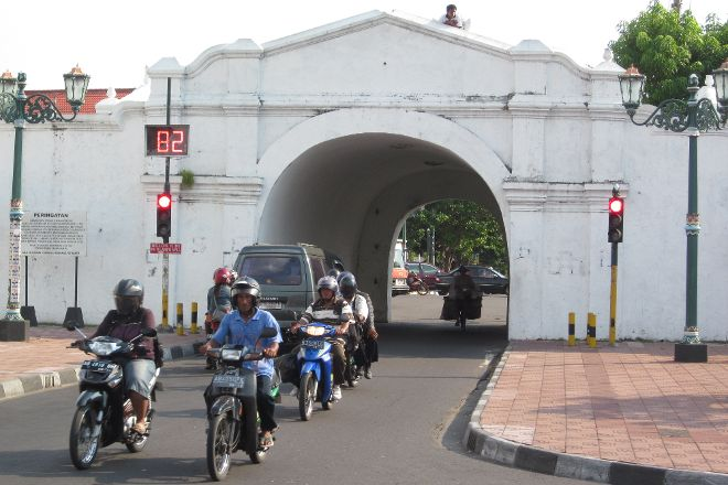 Southern City Square, Yogyakarta Region, Indonesia
