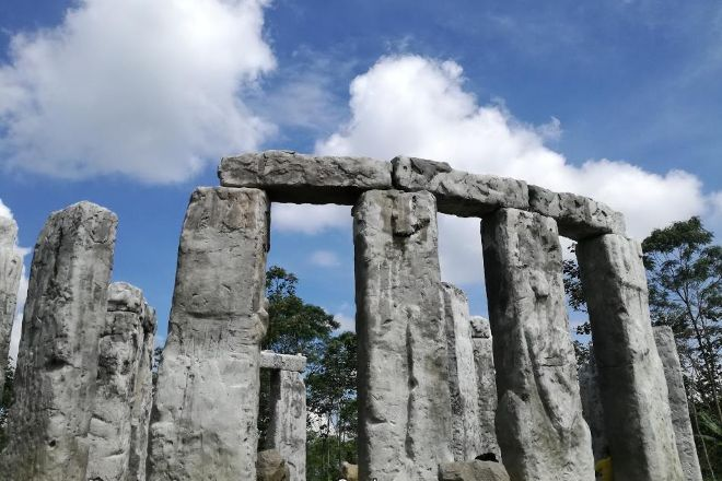 Stonehenge, Sleman, Indonesia
