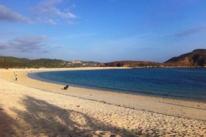 Tanjung Aan Beach, Lombok, Indonesia