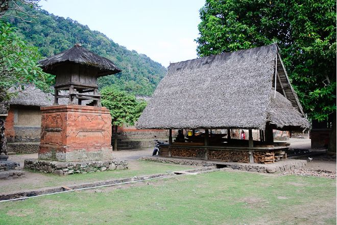 Tenganan Ancient Village, Tenganan, Indonesia
