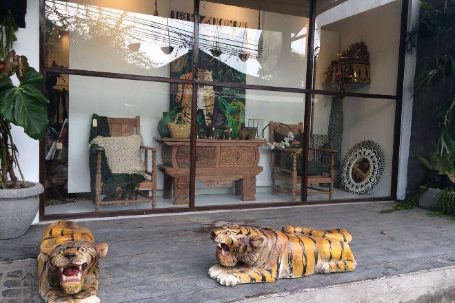 The Jungle Trader, Denpasar, Indonesia