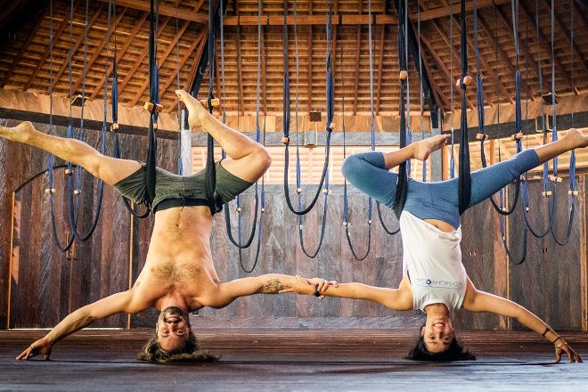 The Yoga Barn, Ubud, Indonesia
