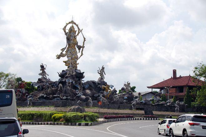 Titi Banda Statue, Denpasar, Indonesia
