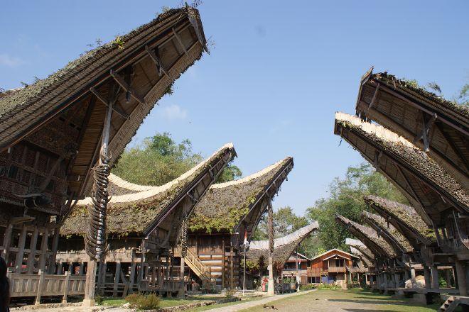 Toraja Village, Rantepao, Indonesia