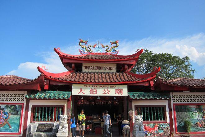 Tua Pek Kong Temple, Batam, Indonesia