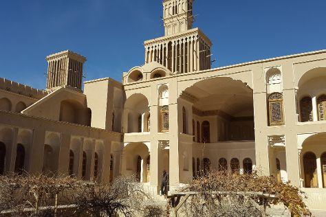 Aghazade Mansion, Abarkuh, Iran