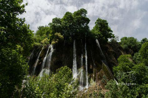 Bisheh Water Fall, Khorramabad, Iran