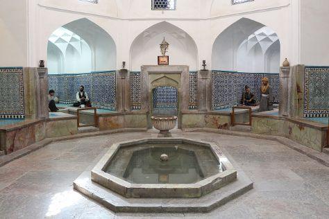 Ganjali Khan Complex, Kerman, Iran