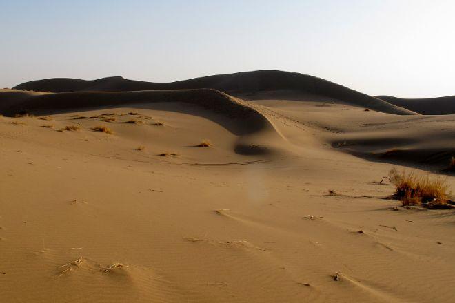 Maranjab Desert, Kashan, Iran