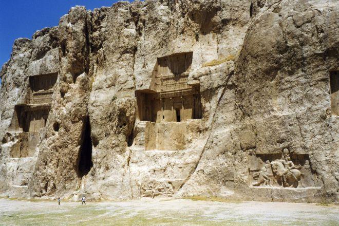 Nagsh-e Rostam, Persepolis, Iran