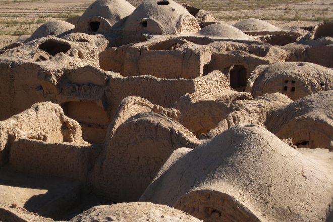 Sar Yazd Castle, Saryazd, Iran