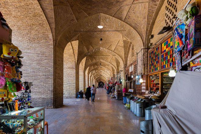 Vakil Bazaar, Kerman, Iran