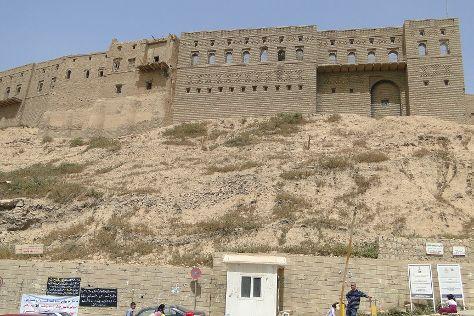 Erbil Citadel, Erbil, Iraq