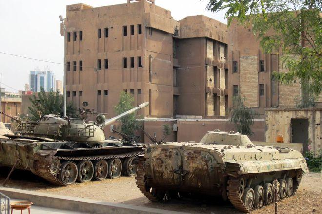 Amnasuraka Museum, Sulaymaniyah, Iraq