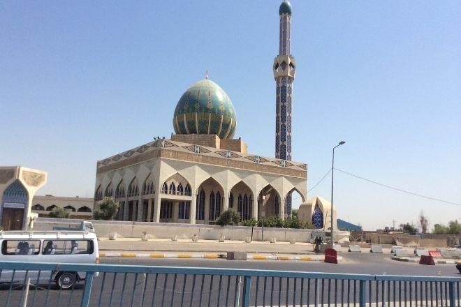 Bunnia Mosque, Baghdad, Iraq