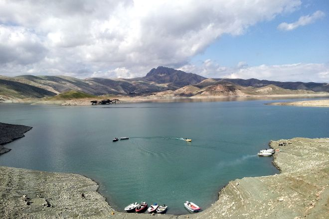 Dukan lake, Sulaymaniyah, Iraq