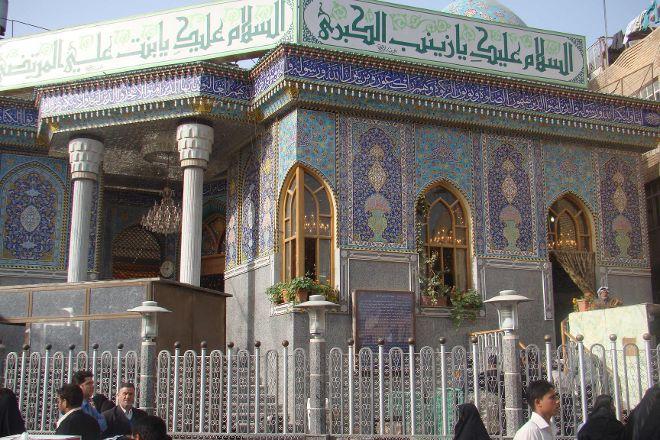 Tal Al Zainabeiah site, Karbala, Iraq