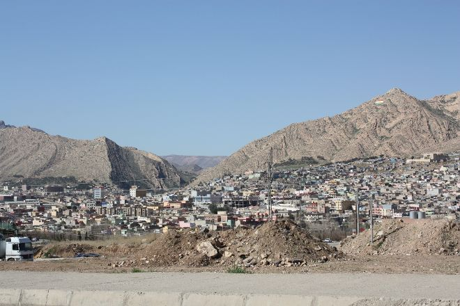 Zawa Mountain, Duhok, Iraq