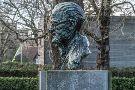 James Joyce Bust