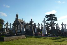 Bohermore's Victorian Cemetery, Galway, Ireland