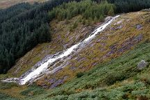 Glenmacnass Waterfall, Laragh, Ireland