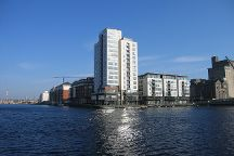 Grand Canal Dock, Dublin, Ireland