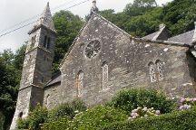 Kilfaughnabeg Christ Church, Glandore, Ireland
