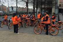 Lazy Bike Tours, Dublin, Ireland