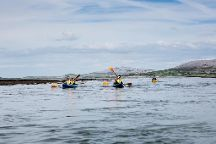 The North Clare Sea Kayaking Tour Company, Doolin, Ireland