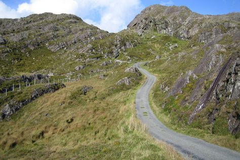 Beara Way, Glengarriff, Ireland