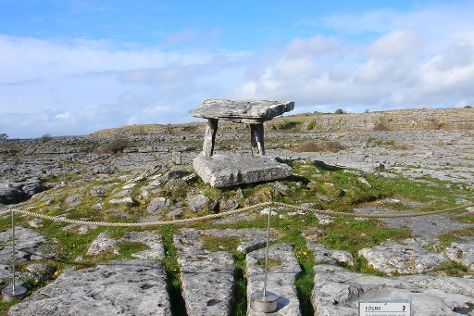 Burren way, Liscannor, Ireland