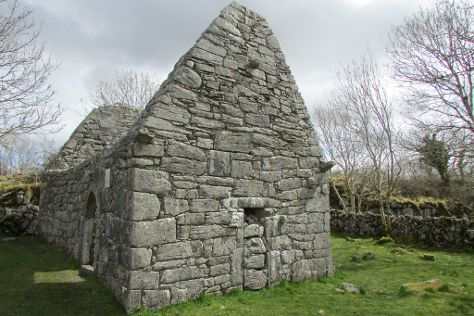 Carran Medieval Church, Carran, Ireland