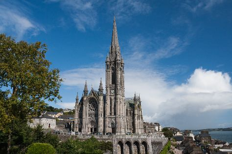 Cobh Cathedral, Cobh, Ireland