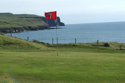 Doolin Pitch & Putt, Doolin, Ireland
