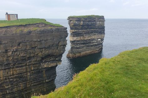 Downpatrick Head, Ballycastle, Ireland