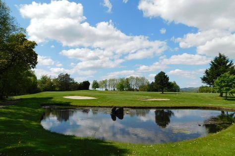 East Clare Golf Club, Bodyke, Ireland