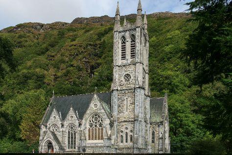 Gothic Chapel, Kylemore, Ireland