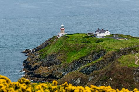 Howth Hills, Howth, Ireland