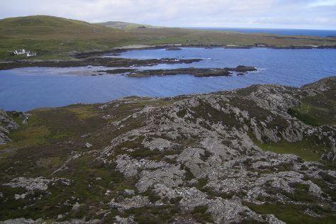 Inishbofin Island, County Galway, Ireland