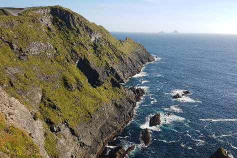 Kerry Cliffs, Portmagee, Ireland