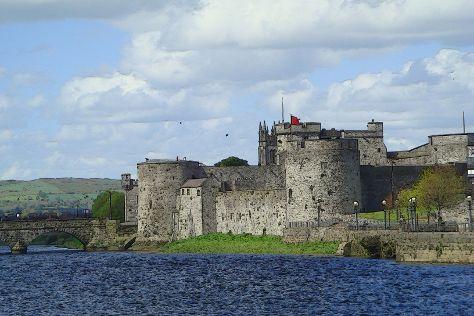 King John's Castle, Limerick, Ireland