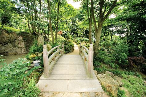Lafcadio Hearn Japanese Gardens, Tramore, Ireland