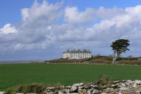 Loftus Hall, Hook Head, Ireland