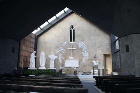 National Shrine of Our Lady of Knock, Knock, Ireland