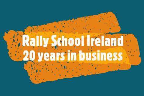 Rally School Ireland, Scotstown, Ireland