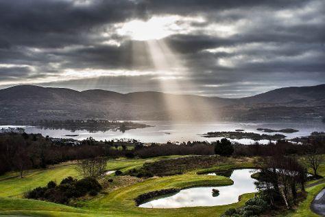 Ring of Kerry Golf Club, Templenoe, Ireland