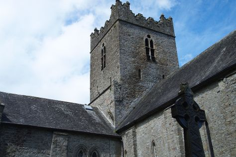 St. Flannan's Cathedral, Killaloe, Ireland