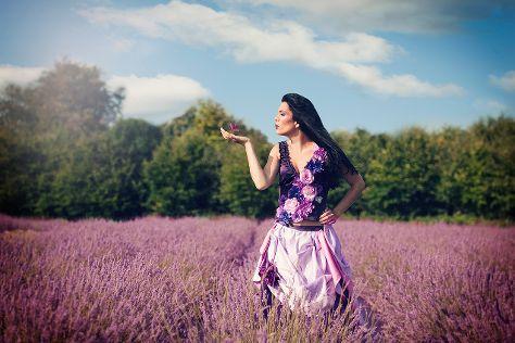 Wexford Lavender Farm, Inch, Ireland